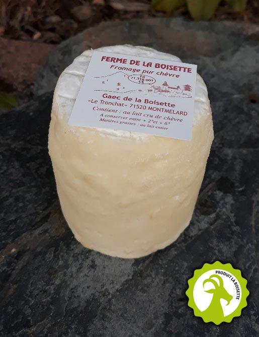 Fromage Boisettin Ferme de la Boisette