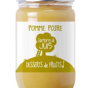 Compote-Pomme-Poire - Boutique ferme de la boisette
