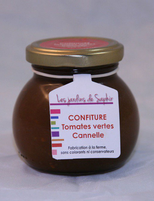 Confiture-Tomate