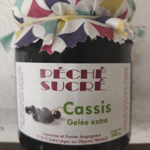 Confiture Cassis Ferme Boisette Vente fromage