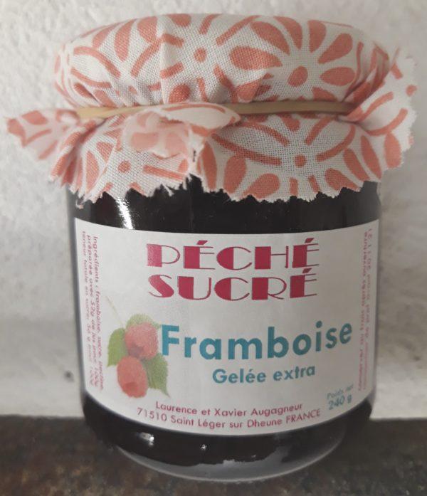 Confiture Framboise Ferme Boisette Vente fromage
